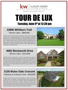 Tour De Lux 6-9-15